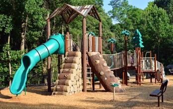 Hidden Pond Playground