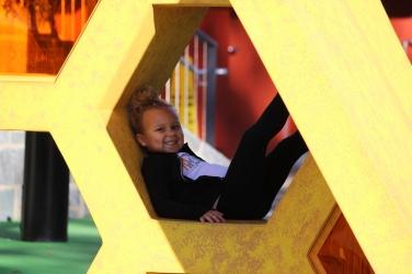New Bee Themed Playground