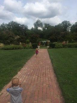 Exploring River Farm